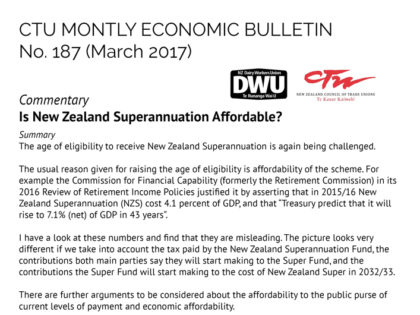 CTU Bulletin – March 2017