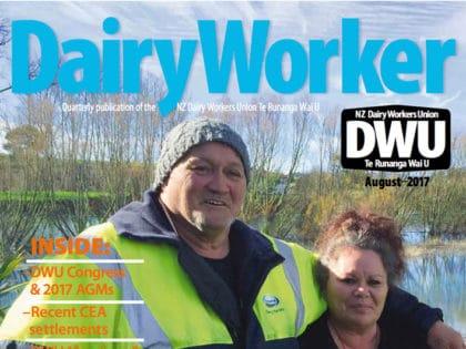 DW Magazine – August 2017